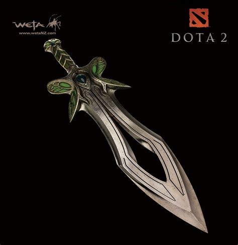butterfly sword butterfly sword dota 2 replica weta hi def