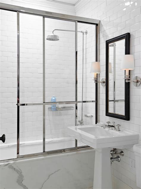 View Shower Doors by Sliding Shower Door Bathroom Rusk