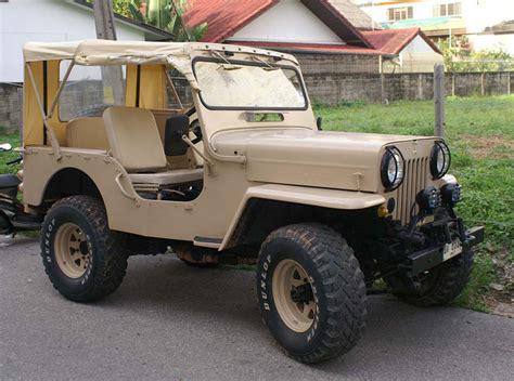 mitsubishi jeep mitsubishi jeep j pictures