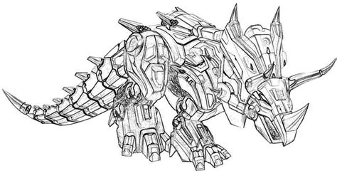 dinosaur transformers coloring page robot dinosaur coloring pages bltidm