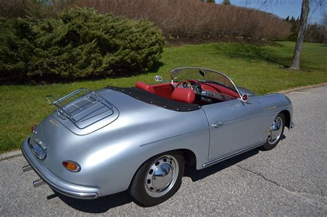 subaru 2 2l engine 1957 porsche speedster built with a 2005 subaru 2 2 l