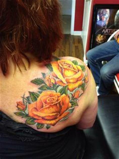 infinity tattoo pei gorgeous old school yellow roses tattoo griffen dunsmore