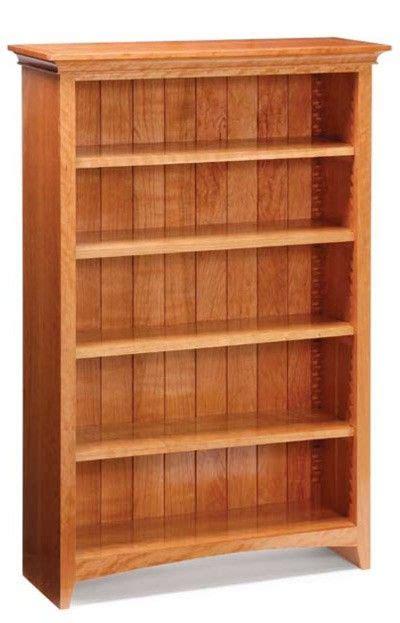 classiccherrybookcasedigitalplan   bookcase