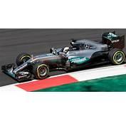 Mercedes F1 W07 Hybrid  Wikipedia