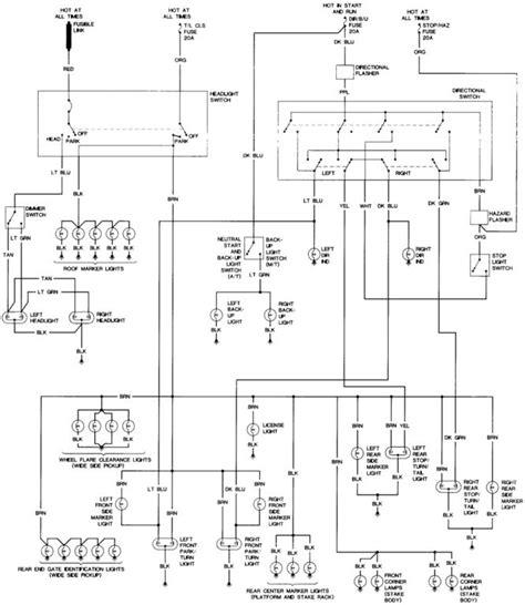 1986 chevy k10 a c compressor wiring diagram 44 wiring