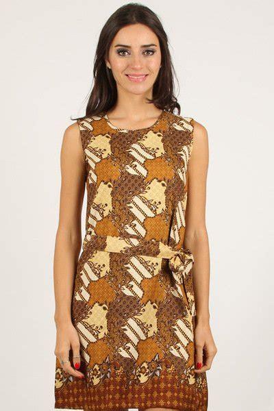 Shawl Wanita Bahan Kain Warna Coklat jual beli dress batik cholic bahan silky warna coklat
