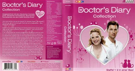 S Diary 1 doctor s diary collection staffel 1 3 dvd oder