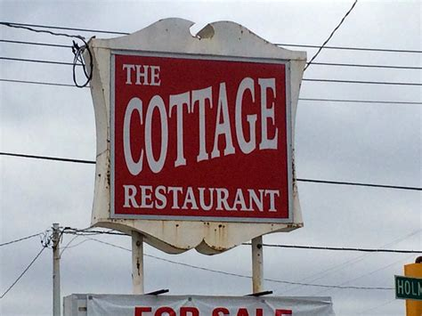cottage restaurant the remnants of an 80 s kid s summer avenue type