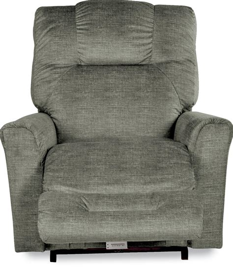 easton leather rocker recliner la z boy easton casual rocking recliner adcock furniture
