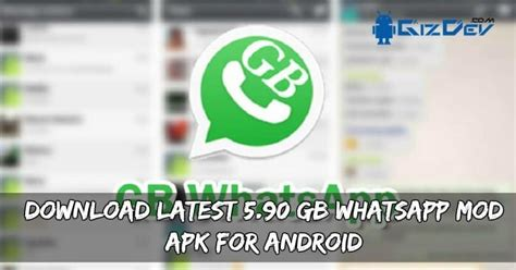 whatsapp gb themes apk download latest gb whatsapp 5 90 mod apk for android