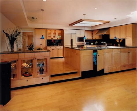 light maple kitchen cabinets kitchen contemporary with san francisco light maple kitchen contemporary with glass