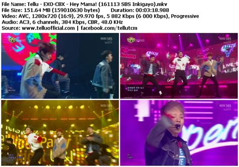 download mp3 exo hey mama download perf exo cbx hey mama sbs inkigayo 161113