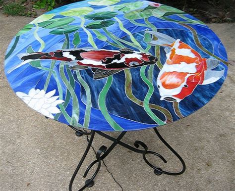 stained glass work table design furniture design archives glass