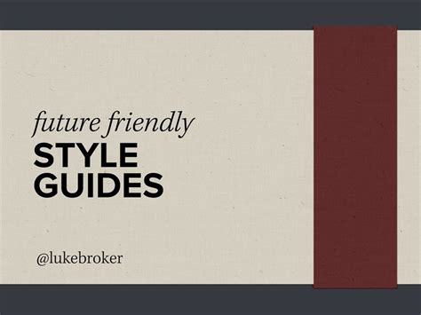 pattern library vs style guide website style guide resources