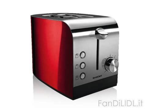 offerte tostapane tostapane cucina fan di lidl