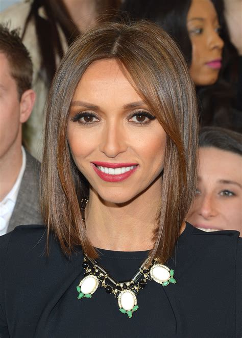 guiliana rancic bob picture long bob haircut ideas women hairstyles