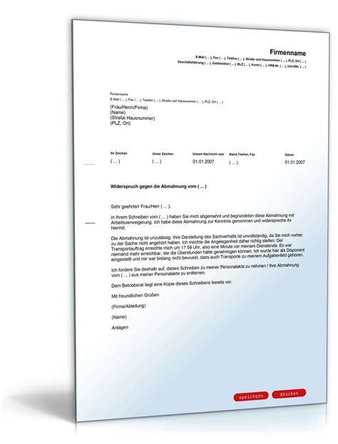 Vorlage Kündigung Arbeitsvertrag Schweiz Arbeitgeber Gegendarstellung Abmahnung Arbeitsverweigerung Muster Zum