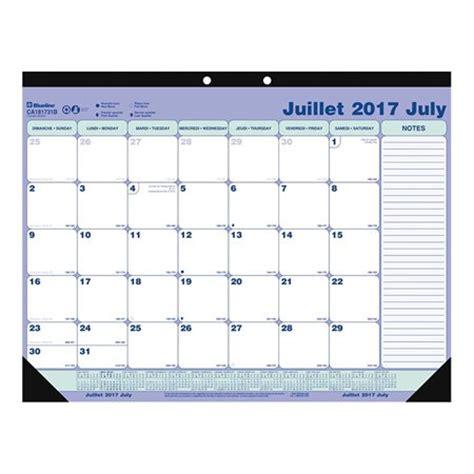 weekly desk pad calendar 2017 academic weekly desk pad calendar 2017 2018