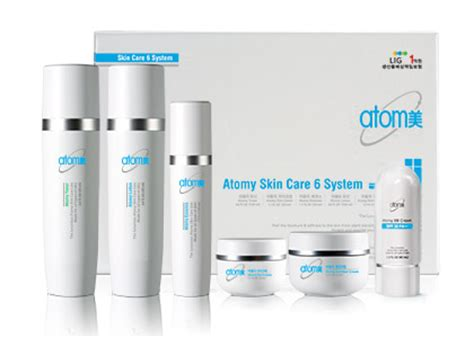 Atomy A C Care Special Set atomy skin care 6 systemmade with ingredients