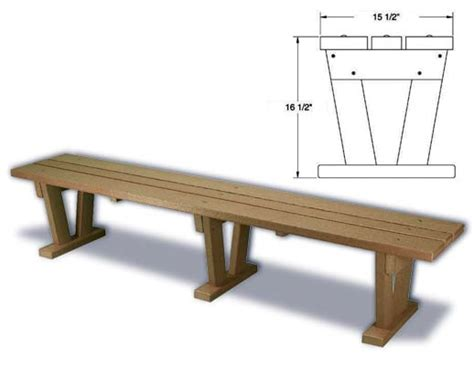 standard bench seat width plastic benches eco friendly recycled plastic benches