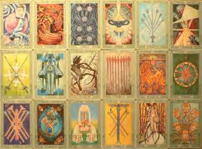 the of tarot using the tarot deck to create your future