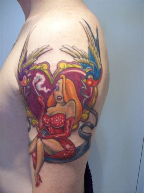jessica rabbit tattoo picture collection tattoos
