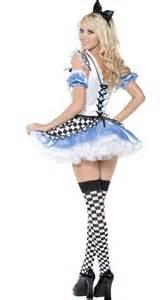 Sweet alice women s sexy costume adult alice in wonderland costume