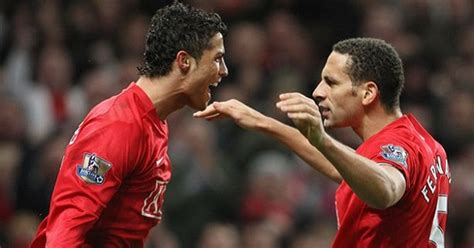 biography cristiano ronaldo francais rio ferdinand insists that cristiano ronaldo can destroy
