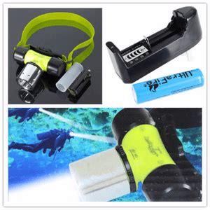 Senter Untuk Menyelam senter kepala selam menerangi aktivitas diving anda harga jual