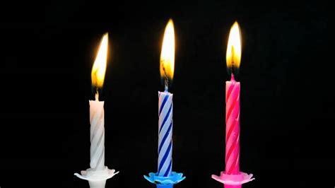 kerzenhalter kindergeburtstag burning candles timelapse