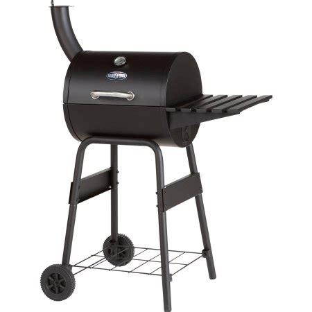 kingsford barrel charcoal grill 17 5 quot black walmart com