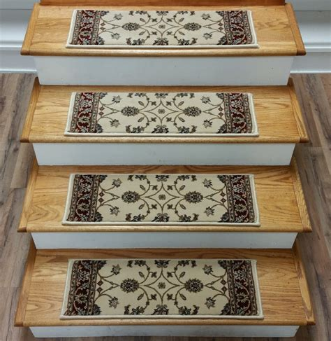 Carpet Stair Treads Modern New Home Design Appealing Modern Stair Tread Rugs