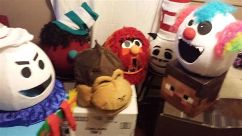 How To Make A Mascot From Paper Mache - diy mascot costume masks 4 steps