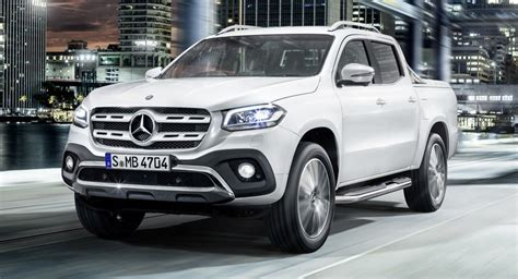 no v8 amg version for the new x class says mercedes