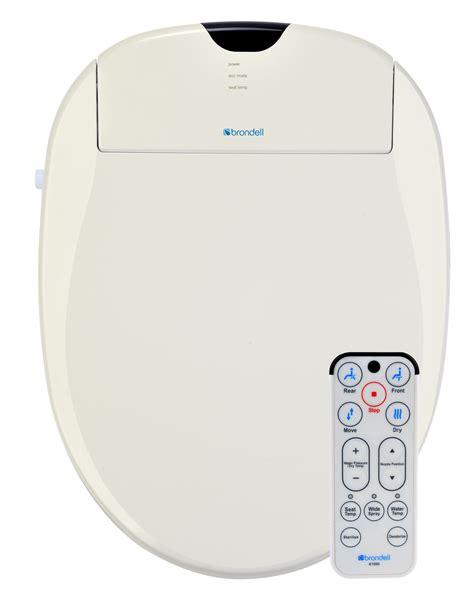 swash 1000 bidet toilet seat brondell swash 1000 advanced elongated biscuit beige bidet