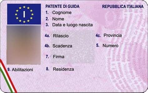 ministero interno quiz patente b ma la patente di guida e o non e un vero documento di