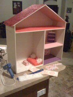 paint your own dolls house doll houses on pinterest doll houses barbie house and bookshelves