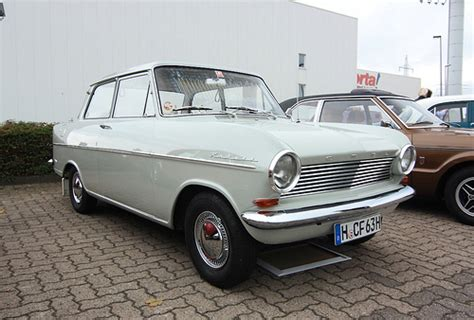 Opel Kadett 1963 by 1963 Opel Kadett Photos Informations Articles
