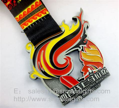 challenge medal metal challenge awards medal with ribbon custom enamel