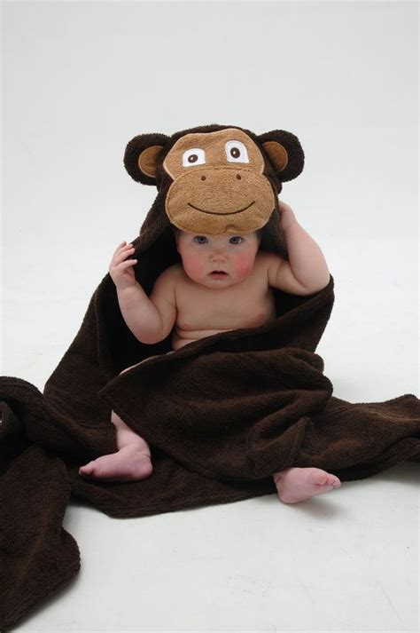 Hoodedtowels Com Gift Card - 17 best images about monkey face on pinterest jungle animals invitation cards and
