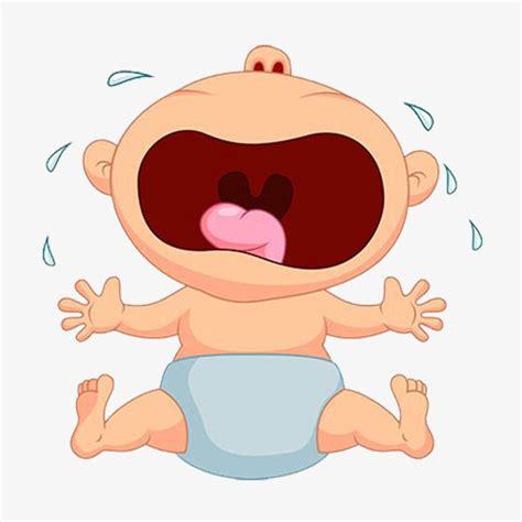 imagenes llorando en caricatura una caricatura beb 233 llorando bebe llorando bebe el