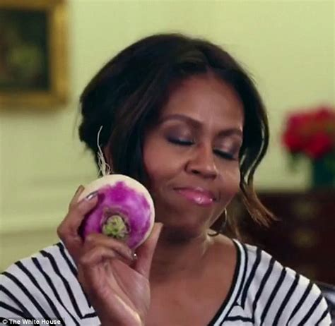 michelle obama healthy eating michelle obama releases cringeworthy turnip for what