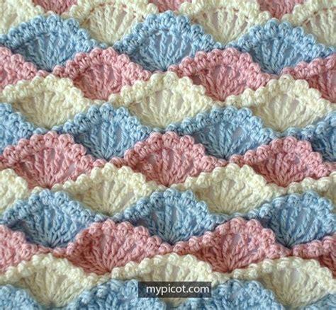 25 best ideas about crochet shell stitch on pinterest crochet shell blanket tutorial crochet