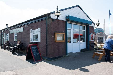 old boat house restaurant prestigious national award for amble restaurant as they