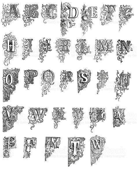 lettere vettoriali lettere antico immagini vettoriali stock e altre
