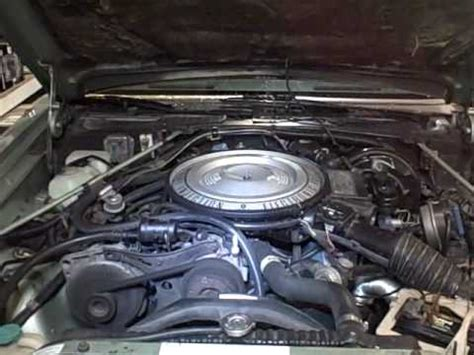small engine repair training 1992 chrysler imperial parental controls 1981 chrysler imperial engine compartment youtube