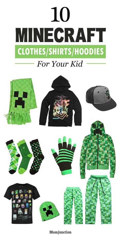 10 top and best minecraft clothes for