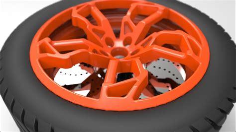 How To Make A Lamborghini by How To Make A Car Wheel Lamborghini Egoista
