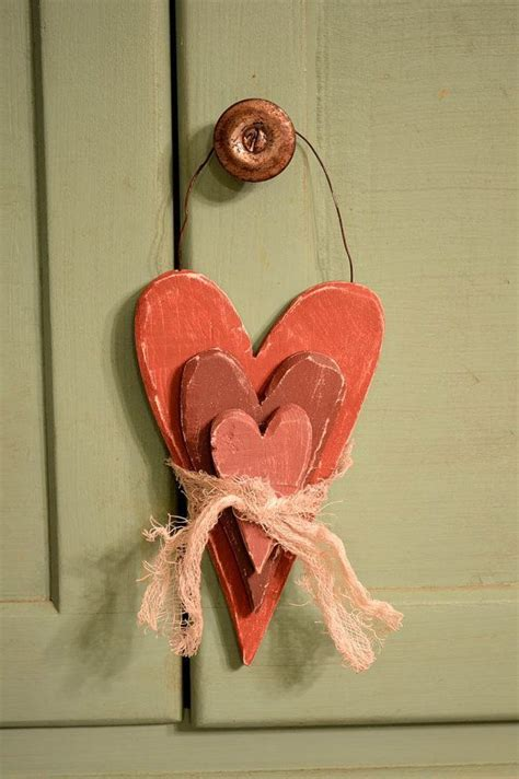 primitive valentines 17 best images about be my on