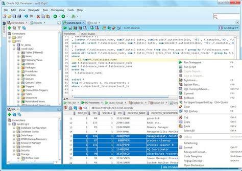 tutorial oracle sql developer image gallery sql developer